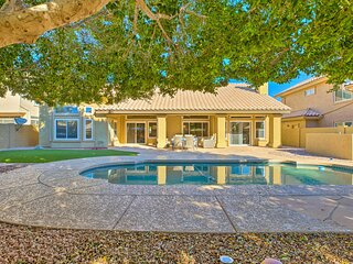NEW! Luxe Ahwatukee Foothills Villa - Pets Welcome