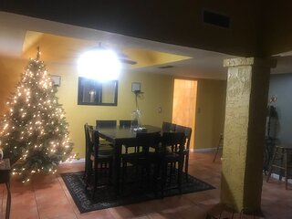 Beautiful fully furnished home near ASU, RiverView Plaza, Cubs Baseball