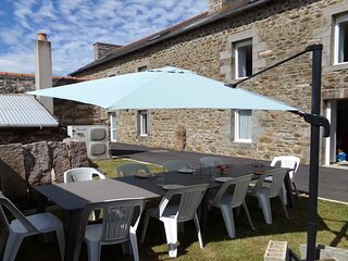 La Grenouillere - Grande longere bretonne - Pleneuf-Val-Andre