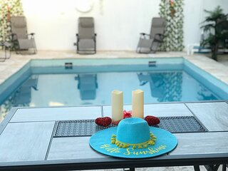 Luxury Villa Salgado Pool and Beaches