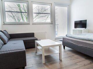 NorthApartments Chemnitz/Homeoffice/Smart TV/WLAN