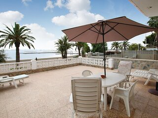 Beautiful home in San Javier with WiFi and 4 Bedrooms (ECC892)