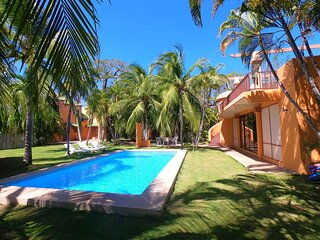 Come Enjoy Our Beachfront Home w/ Private Pool - Casa Mandarina. Hosted by Owner
