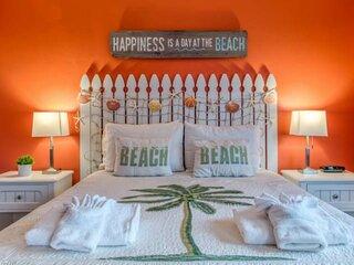 New! Cozy and Clean 1st Floor Ocean Condo! Heated Pool, Tennis, Beach Access! Mi