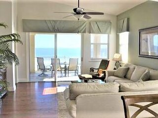 """Paradise Found"" Direct Oceanfront Penthouse with Spectacular Sunrise Views."