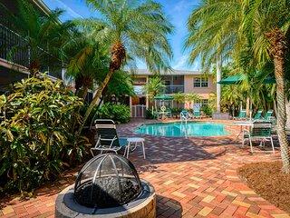 Siesta Key Inn - 1Br/1B Sabal Palm #2A