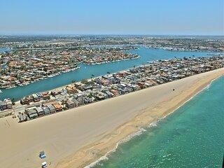 Long Beach Peninsula: Ocean breezes, sunny days, warm beaches and lovely sunsets