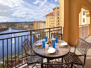 Resort on Disney Property!  Unit 1 - 1B/1B - Apartments