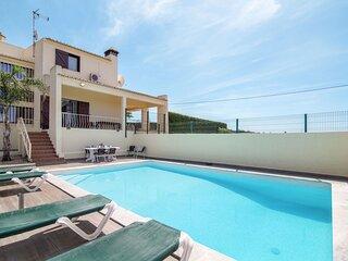 Nice private villa, AC, WIFI, UK TV, heated pool