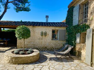 A traditional cottage in the heart of the Luberon