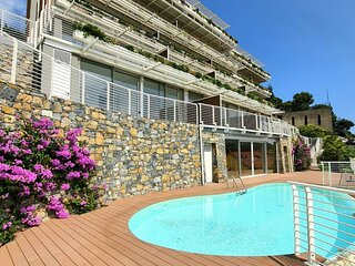 Exclusive Apartment- Alassio