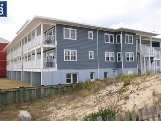 Gorgeous, updated ocean-front condo on McKinley Ave in the heart of Dewey Beach!