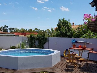 Lovely 1-Bed Apartment with pool and BBQ area