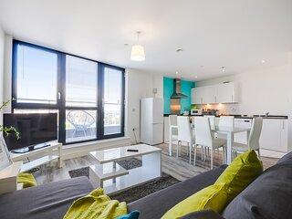 Luxury Penthouse City Centre Apartment