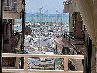 Appartamento sul Porto Nettuno