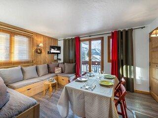 Christmas 5 - Confortable appartement à proximité des pistes
