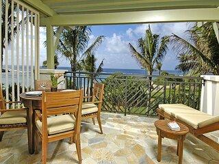 Villa 302: Penthouse Level Ocean View Turtle Bay Beachfront