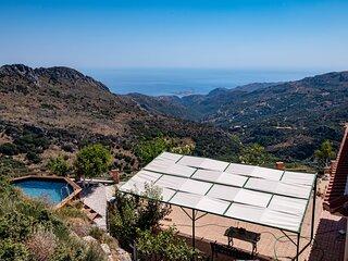 Breathtaking View★Cretan Landscape★Private pool