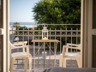 Acquamarina Appartamenti - Bilocale vista mare al piano superiore