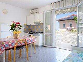 Acquamarina Appartamenti - Bilocale con terrazza al piano superiore
