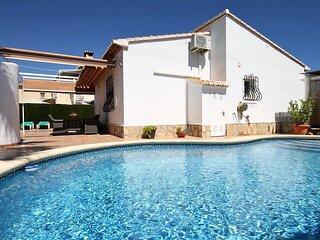 Villa LILAS en Els Poblets