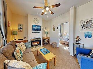 Pacific Plaza Resort | Top-Floor Condo | Steps to Beach, Dunes