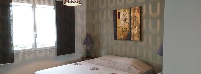 Chambre 1 (lit 160x200cm)