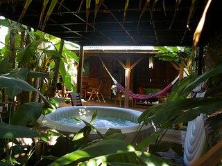 Gite Créole TiCoco Spa et jardin privés, Wifi