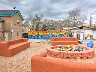 NEW! Easy ABQ Living: Central Apt w/ Shared Pool!