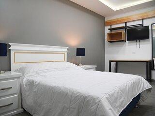 Casa moderna equipada como en hotel habitacion 5