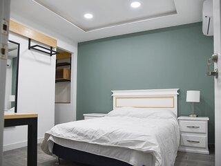 Casa moderna equipada como en hotel Habitacion 2