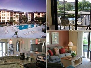 Santa Maria Harbour Resort Building 1-104 - Weekly