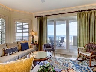 Ocean Place Amelia Island-gorgeous beachfront view, fully updated, next to Ritz