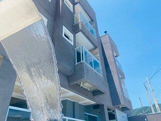 Apartamento novo na praia de Ubatuba