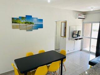 Apartamento novo na praia de Maranduba - Ubatuba/SP
