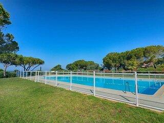 PORTICCIO-Très belle villa dans une résidence avec piscine V-LES COUCHANTS