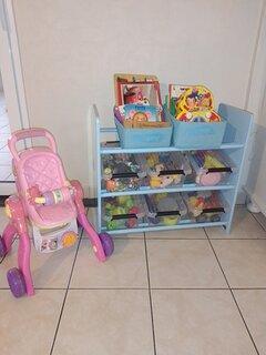 petit espace jeux pour les enfants