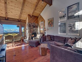 Tahoe Condo, 3 bedroom close to Ski Resort (SL744A)