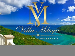 Private Beach Views! Luxury Villa Milagro - Victorian Theme