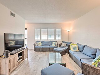 NEW! Ponce Inlet Condo w/ Beach & Pool Access!