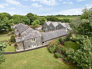 Loveny Cottage, Lower Trengale Farm