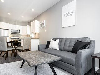 #12|Sprawling 2 Bdr in APARTHotel | Parking Available| Osborne Village