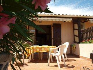 Les Villas du Port, villa 4/6 personnes, au calme, proche village et port