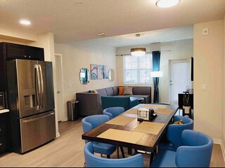 ❤️ NEWLY Contructed 2 BR Near Disney, Universal and OCC ❤️