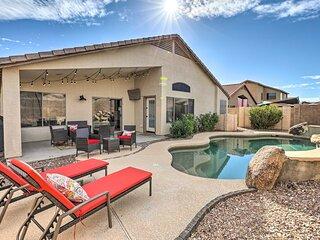 NEW! Magnificent Maricopa Home: 34 Mi to Phoenix!