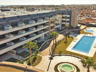VDE'123 Top apartment in Flamenca Village close to beach La Zenia Boulevard
