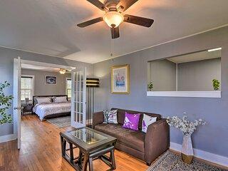 Walkable Galveston Apartment: 1 Mi to Seawall