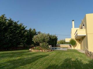 Villa Anthira with Aqua park access