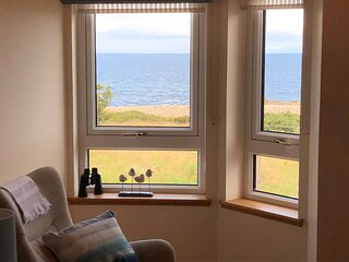 Seashore Apartment, Lossiemouth