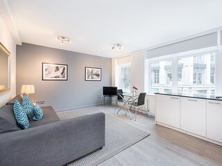Alfred Place - Beautiful short let apartment in Central London